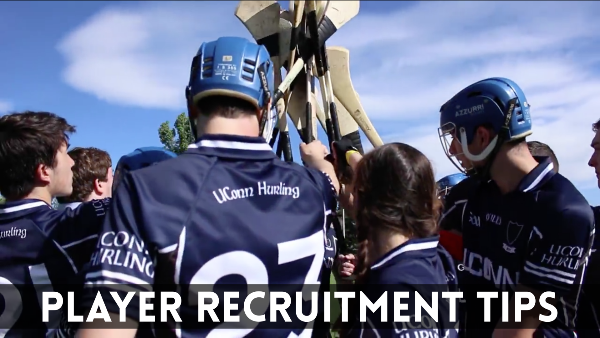 How To Recruit Players For Hurling Clubs Abroad