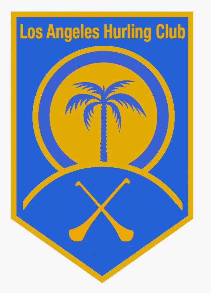 Los Angeles Hurling Club logo 2020