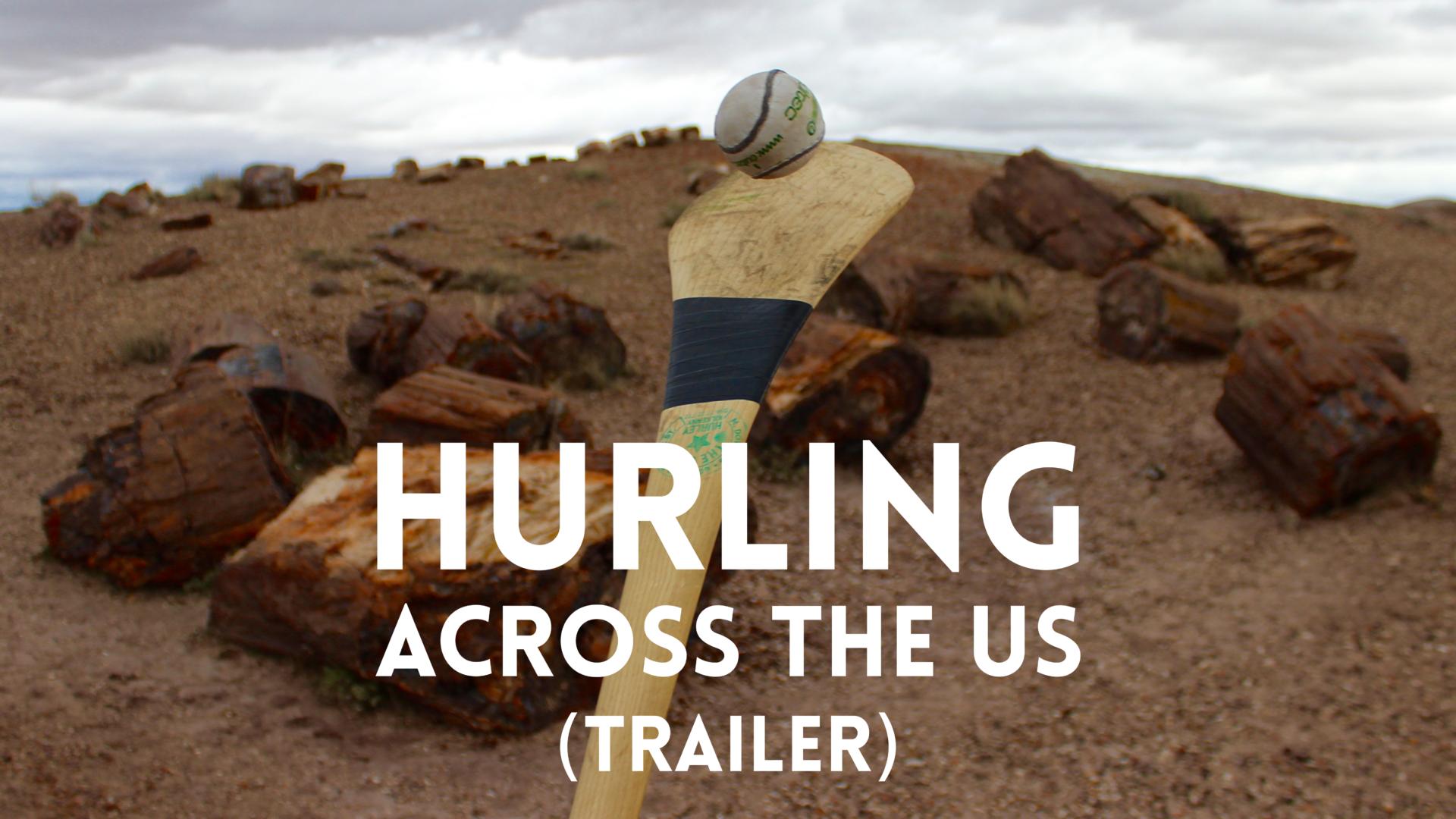 hurling across the us trailer