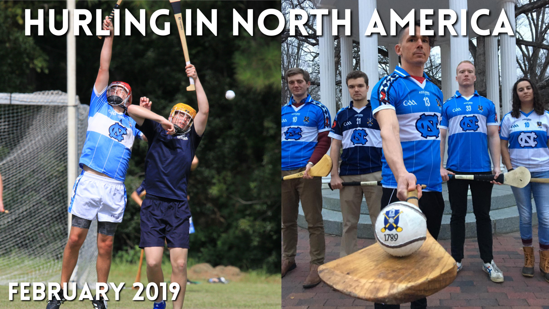 Hurling in North America News | February 2019