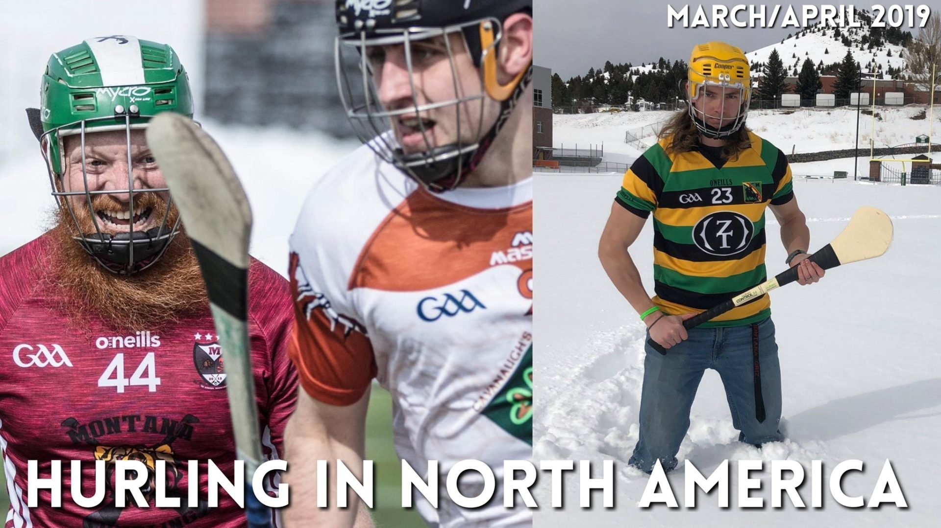 Hurling in North America News March & April 2019