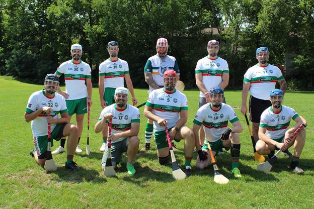Cleveland GAA St. Pats - St Jarlath's Hurling team